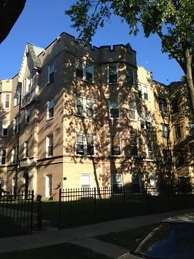 6315 N Artesian Unit LL, Chicago, IL 60659