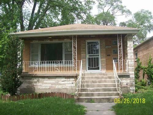 14520 S Wentworth, Riverdale, IL 60827