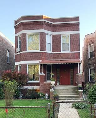 4339 W West End, Chicago, IL 60624