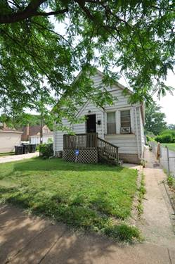 12577 S State, Chicago, IL 60628 West Pullman