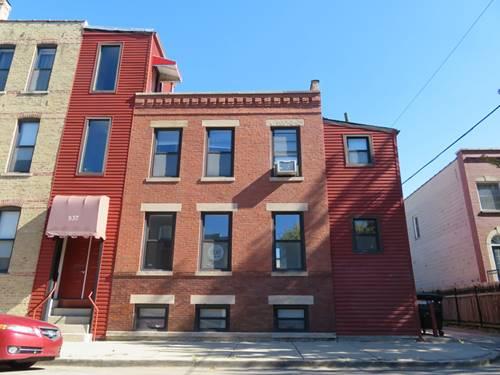 537 N Claremont Unit 1, Chicago, IL 60612 Ukranian Village