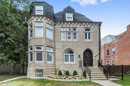 4812 S Vincennes, Chicago, IL 60653