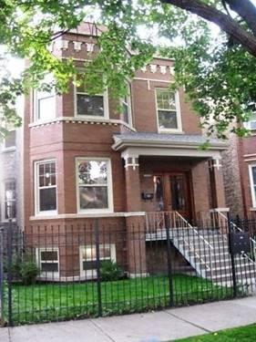 2528 N Hamlin Unit 1, Chicago, IL 60647