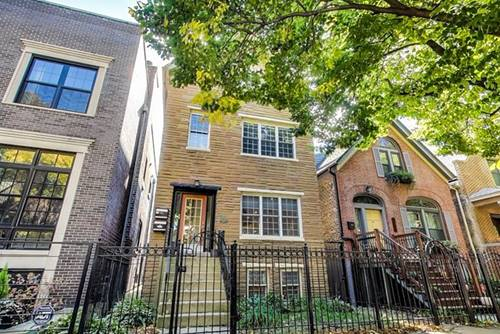2323 W Dickens Unit 1, Chicago, IL 60647 Bucktown