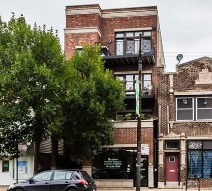 2302 W Belmont Unit 2, Chicago, IL 60618 Roscoe Village