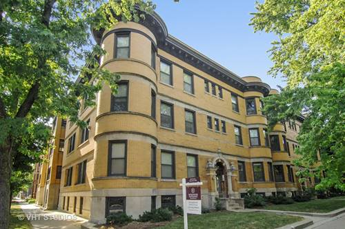 3500 N Greenview Unit G, Chicago, IL 60657 Lakeview