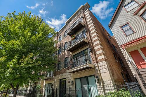 1144 W Roscoe Unit 3W, Chicago, IL 60657 Lakeview