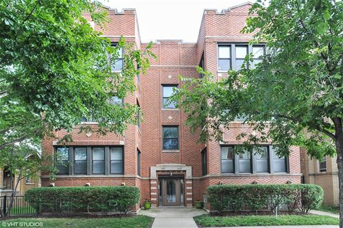 2419 W Foster Unit 3W, Chicago, IL 60625 Ravenswood