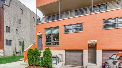 1648 W Ohio Unit 1W, Chicago, IL 60622 Noble Square