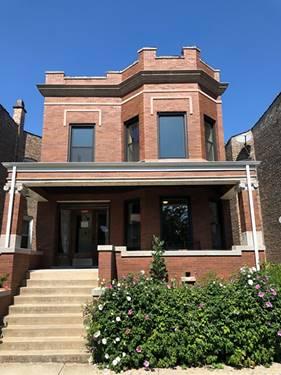 2218 W Cortez Unit 1, Chicago, IL 60622 Ukranian Village