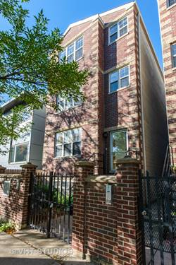 2712 W Haddon Unit 3, Chicago, IL 60622