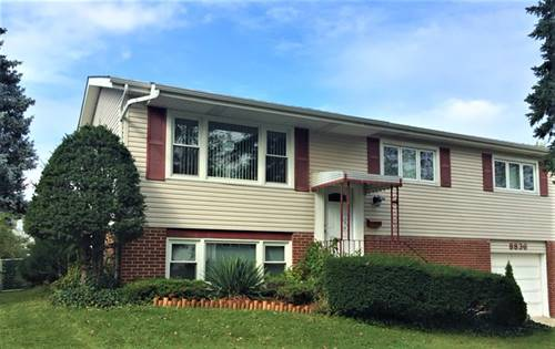 8836 Willow, Hickory Hills, IL 60457