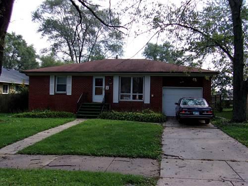 22707 Ridgeway, Richton Park, IL 60471