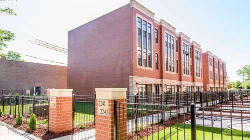 2237 W Coulter Unit 1, Chicago, IL 60608