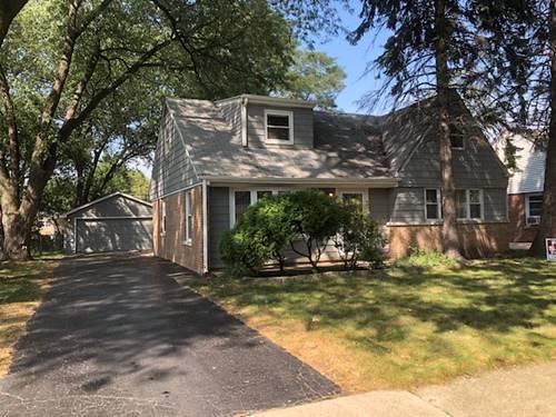 4110 Dean, Oak Lawn, IL 60453