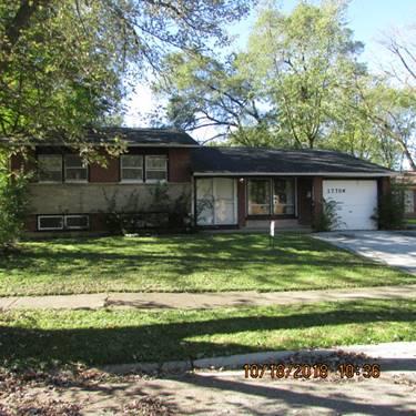 17706 Dogwood, Hazel Crest, IL 60429
