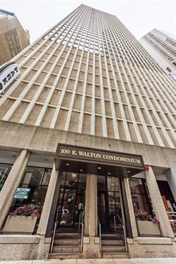 100 E Walton Unit 18A, Chicago, IL 60611 Gold Coast