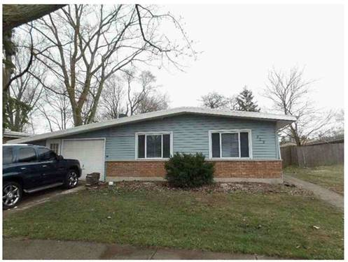 329 Sioux, Park Forest, IL 60466