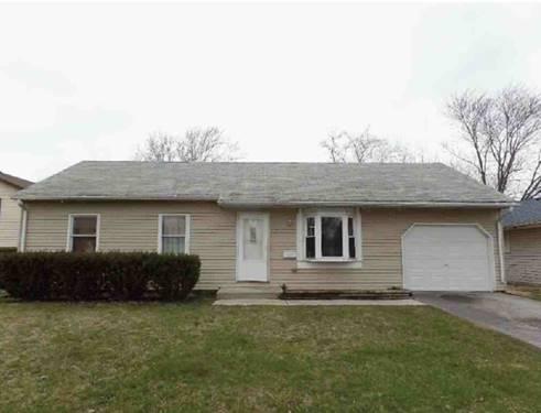 4548 Windsor, Richton Park, IL 60471