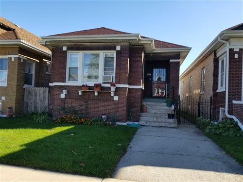 5837 S Whipple, Chicago, IL 60629