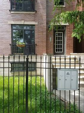 814 N Washtenaw Unit 1, Chicago, IL 60622