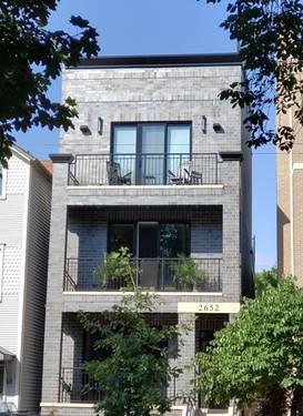 2652 N Racine Unit 1, Chicago, IL 60614 Lincoln Park
