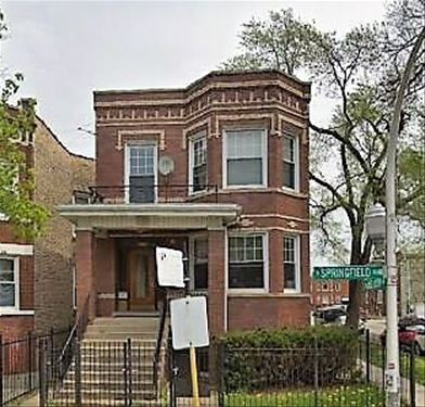 2301 N Springfield Unit 2, Chicago, IL 60647