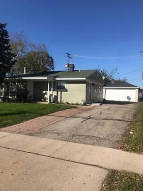 96 Hazard, Carpentersville, IL 60110