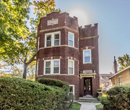 1702 Greenwood, Evanston, IL 60201
