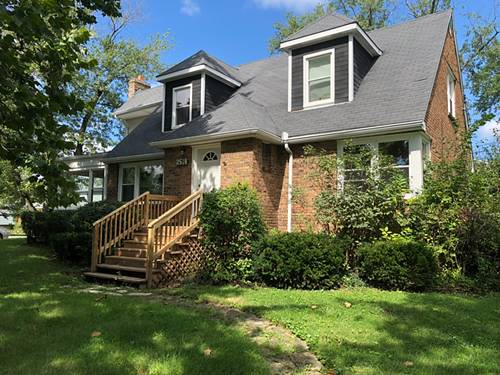 2518 Hickory, Homewood, IL 60430
