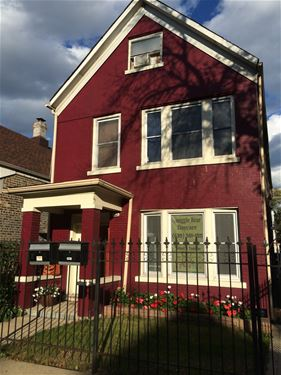 3641 S Honore, Chicago, IL 60609
