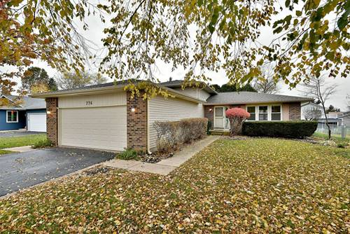 774 Indiana, Elk Grove Village, IL 60007