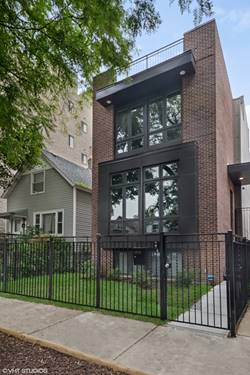 2013 N Whipple, Chicago, IL 60647 Logan Square