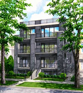 2424 W Lyndale Unit 1E, Chicago, IL 60647 Logan Square