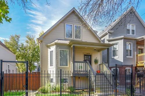 4028 N Drake, Chicago, IL 60618