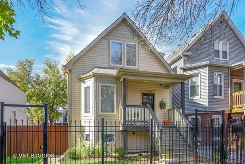 4028 N Drake, Chicago, IL 60618 Irving Park