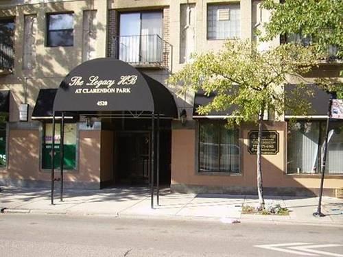 4520 N Clarendon Unit 601, Chicago, IL 60640 Uptown