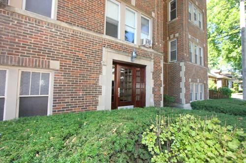 841 Clarence Unit 3, Oak Park, IL 60304