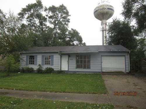 4129 Birchwood, Richton Park, IL 60471