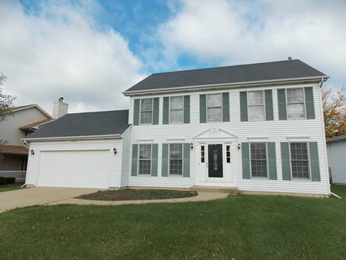 477 Barberry, Yorkville, IL 60560