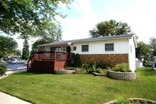 5621 Albert, Oak Forest, IL 60452