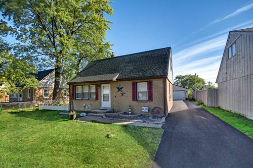 6943 S Roberts, Bridgeview, IL 60455