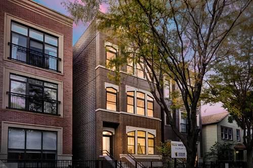 1522 W Walton Unit 2, Chicago, IL 60642 Noble Square