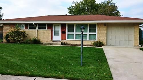 8048 W Eastwood, Norridge, IL 60706