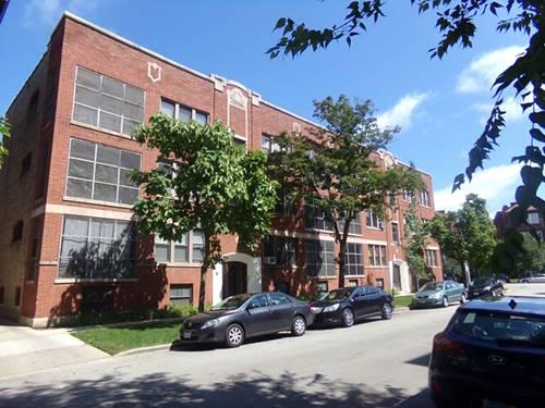 1408 W Jonquil Unit 3, Chicago, IL 60626