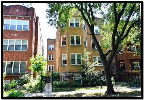 1733 W Catalpa Unit 1, Chicago, IL 60640 Andersonville