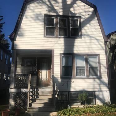 5928 W Wilson, Chicago, IL 60630