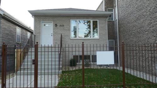 3133 W 38th, Chicago, IL 60632
