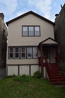 3729 N Seminary, Chicago, IL 60613 Lakeview