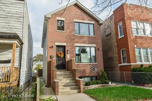 5128 W Strong, Chicago, IL 60630